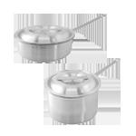 KIPROSTARアルミ片手鍋